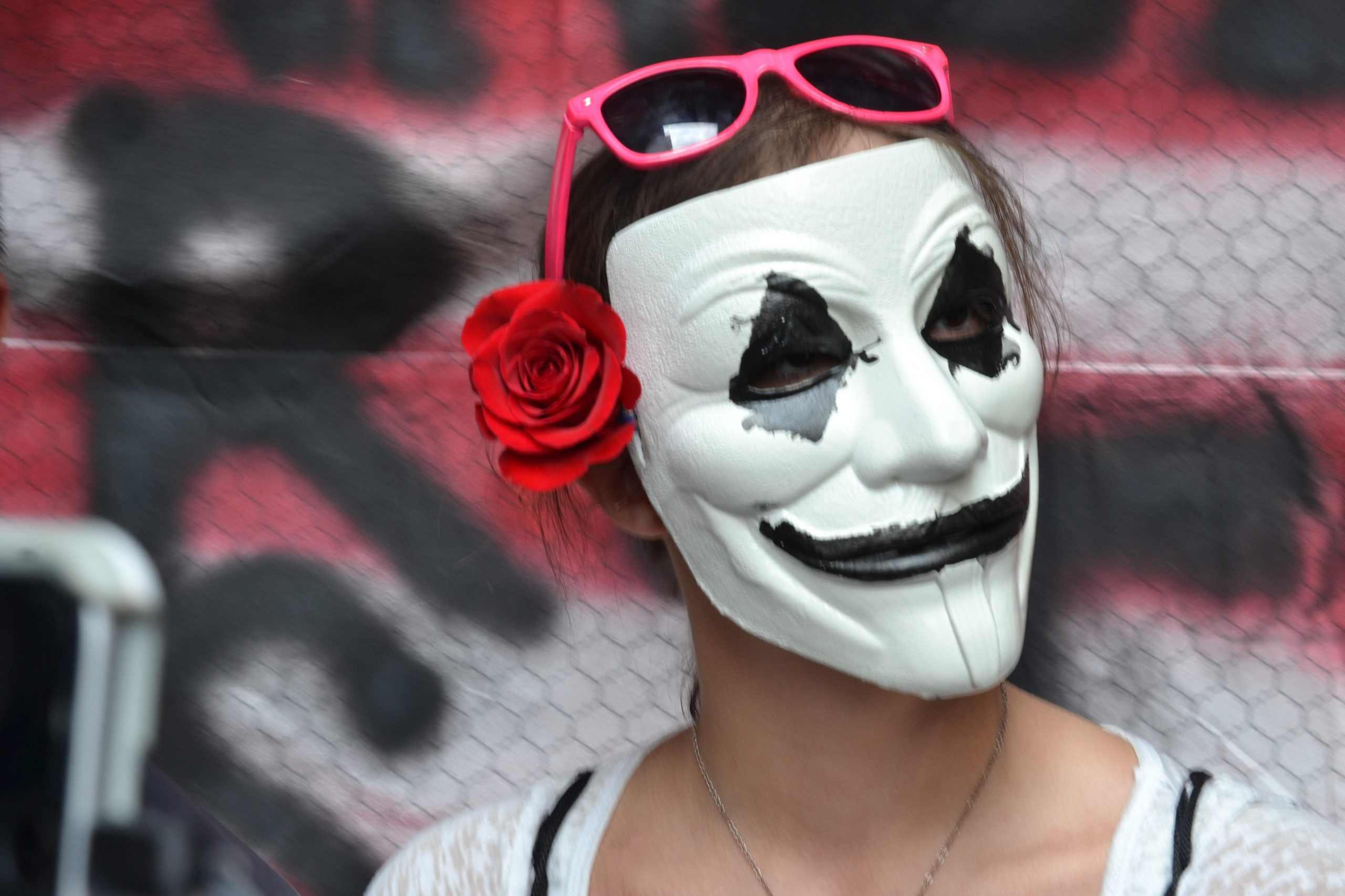 anonymous she
