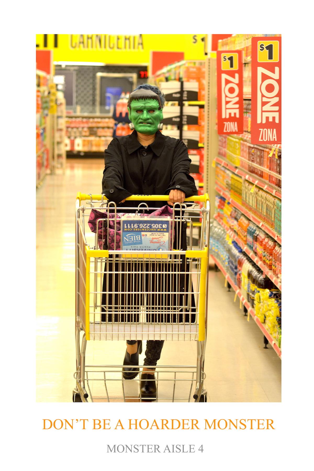 monster aisle 4