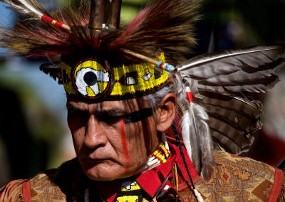 Americo Gonzalvo - Native Chief