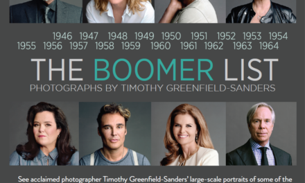 The Boomer List: Photographs by Timothy Greenfield-Sanders