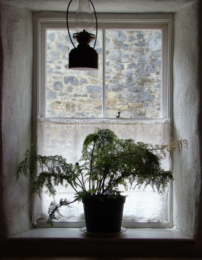 Cheryl Newell - Irish Cottage Window