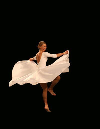 David Harris - Girl in White