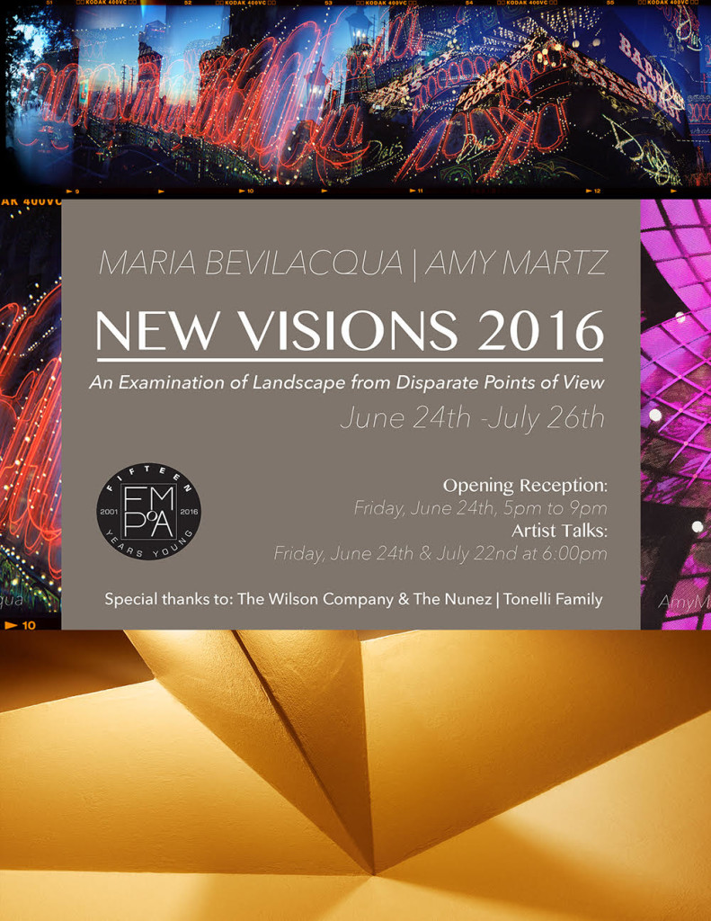 New Vision 2016 email promo