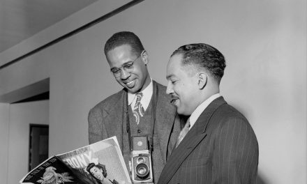 Griff Davis and Langston Hughes, Letters and Photographs 1947 – 1967: A Global Friendship